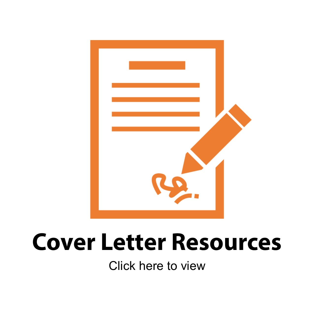 Cover Letters  Cover Letter Information